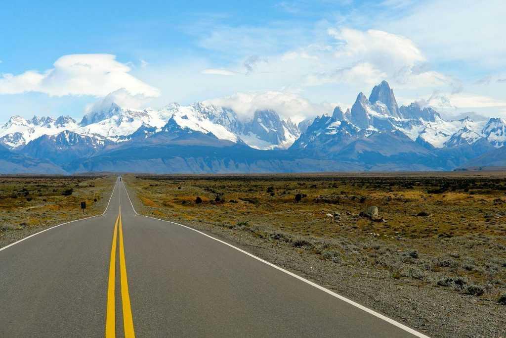 Ruta 40, tramo Cordillera de los Andes